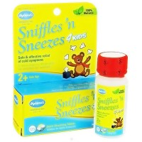 Hylands Sniffles n Sneezes Tablets for kids, 125 Quick-Dissolving Tablets