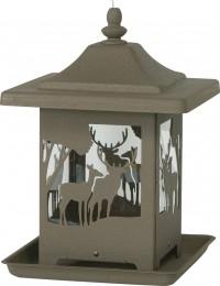 Apollo Investment Holding wilderness bird feeder - 5.5 lb capacity, 2 ea