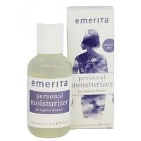 Emerita personal moisturizer with Aloe and Vitamin E for menopause support - 2 oz
