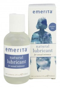 Emerita natural lubricant for Sexual Intimacy - 2 oz