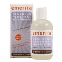 Emerita feminine personal moisturizer - 4 oz