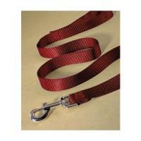 Hamilton Pet Company single thick nylon lead - 3/4 in x 4 ft, 4 ea