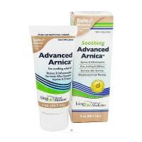 Dr. Kings natural medicine homeopathy advanced arnica topical cream - 3 oz