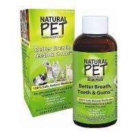 King Bio Natural Pet Medicines Teeth and Gums for Cat - 4 oz