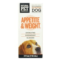 Dr. Kings natural medicine homeopathic appetite and weight for dog - 4 oz