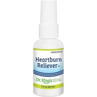 Dr. Kings natural medicine homeopathic  heartburn reliever - 2 oz