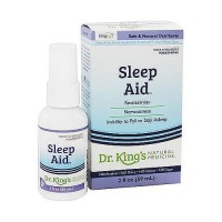 Dr. Kings natural medicine homeopathic sleep aid   - 2 oz