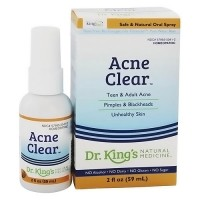 Dr. Kings natural medicine homeopathic acne clear - 2 oz