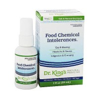 Dr. Kings natural medicine homeopathy allergy, food and chemical relief - 2 oz