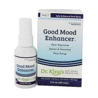 Dr. Kings natural medicine homeopathic good mood enhancer - 2 oz
