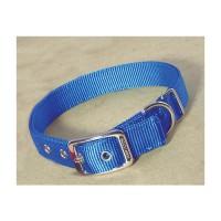 Hamilton Pet Company double thick nylon dog collar - 1x32 in, 4 ea