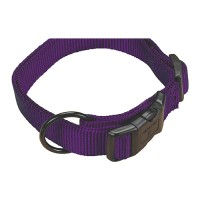 Hamilton Pet Company adjustable dog collar - 5/8 x 12-18 in, 4 ea