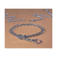 Hamilton Pet Company medium choke chain dog collar - 22 in, 4 ea