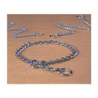 Hamilton Pet Company extra heavy choke chain dog collar - 26 in, 4 ea