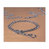 Hamilton Pet Company extra heavy choke chain dog collar - 30 in, 4 ea
