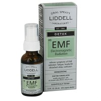 Liddell Labs Detox EMF Electromagnetic Radiation, Oral Spray - 1 oz
