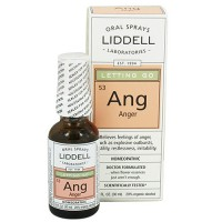 Liddell Laboratories Letting Go Anger Homeopathic Oral Spray - 1 oz