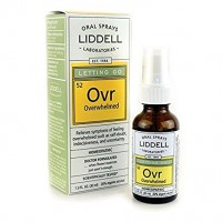 Liddle overwhelmed homeopathic oral sprays - 1 oz