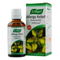 Bioforce A.Vogel homeopathic pollinosan allergy relief - 1.7 oz