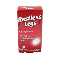 NatraBio Restless Legs Tablets - 60 ea