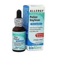 BioAllers Pollen/Hayfever Allergy Relief Homeopathic Medicine - 1 oz