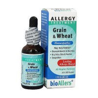 BioAllers Allergy Treatment Grain and Wheat, Homeopathic - 1 oz