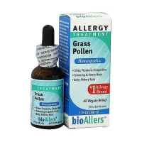 BioAllers Grass Pollen Allergy Relief Liquid - 1 oz