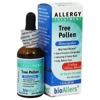 NatraBio Bioallers Tree Pollen Allergy Relief, Homeopathic - 1 oz