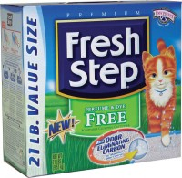 Clorox Petcare Products fresh step ultra unscented litter - 20 pound, 1 ea