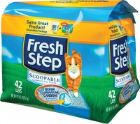Clorox Petcare Products fresh step odor shield clumping litter - 42 pound, 52 ea
