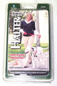 Sporn Products, Inc. P stop pull dog halter - small, 24 ea