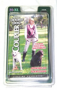 Sporn Products, Inc. P double-dog coupler - standard, 48 ea