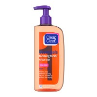 Clean and clear essentials foaming facial cleanser - 8 oz