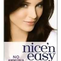 Clairol Nice N Easy Non-Permanent Hair Color 82 Dark Warm Brown - 1 ea