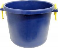 Fortex Industries Inc multi-purpose bucket - 70 qt, 6 ea
