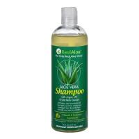Realaloe aloevera shampoo with argan oil and oat beta glucan - 16 oz