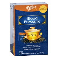 Prince of peace tea herbal  blood pressure - 18 ea