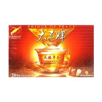 Prince of Peace American Wisconsin Ginseng Root Tea Bags - 20 ea