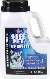 Milazzo Industries, Inc. qik joe safe pet ice melter - 8 pound jug, 4 ea