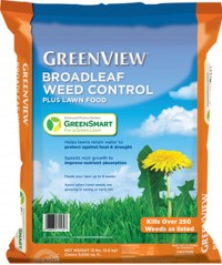 Greenview greenview greensmart broadleaf weed control plus - 15000 sq ft, 1 ea