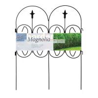 Garden Zone, Llc charleston classic magnolia garden border - 32x24 inch, 6 ea