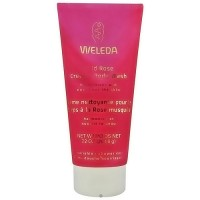 Weleda Wild rose creamy body wash - 7.2 oz