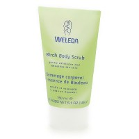 Weleda Birch body scrub - 5.1 oz