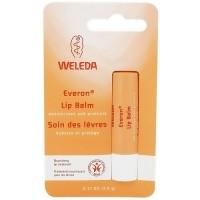 Weleda Everon Lip Balm, Soin Des Levres - 0.17 oz, 6 pack