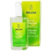 Weleda Non-Aerosol Citrus Deodorant Spray - 3.4 oz