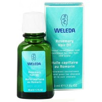 Weleda rosemary hair oil - 1.7 oz