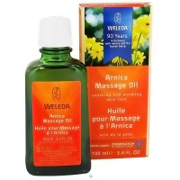Weleda Arnica massage oil - 3.4 oz