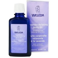 Weleda relaxing body oil, Lavender - 3.4 oz