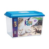 Lee'S Aquarium & Pet kritter keeper rectangle - large, 4 ea