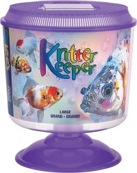 Lee'S Aquarium & Pet kritter keeper round - large, 2 ea